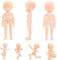 1//6 scale Obitsu Doll 11cm infant body 11BD-D01W White skin From Japan