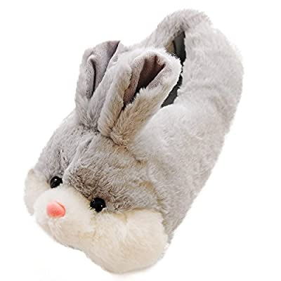 Classic Bunny Slippers Cute Plush Animal Rabbit Slippers