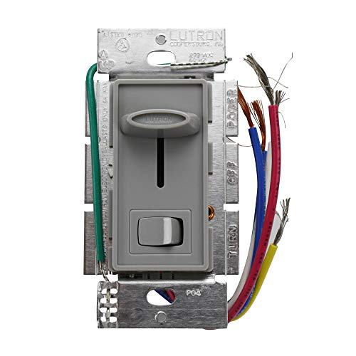Lutron SF-12P-277-3-GR Electrical Distribution Product Gray