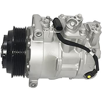 RYC Remanufactured AC Compressor and A/C Clutch IG394