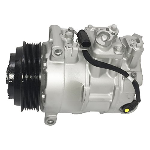 Benz Compressor Ac Mercedes (RYC Remanufactured AC Compressor and A/C Clutch IG394)