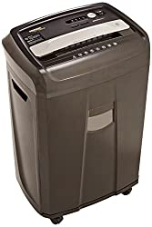Amazonbasics 17-sheet High-security Micro-cut Paper, Cd, & Credit Card Shredder
