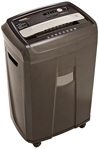 AmazonBasics 17 Sheet High Security Micro Cut Shredder