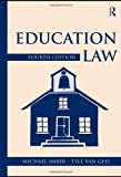 img - for Education Law by Michael Imber (2009-10-08) book / textbook / text book