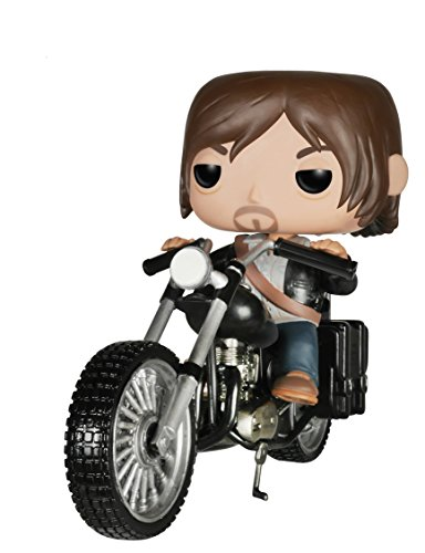 Funko POP Walking Dead - Daryl's Bike Action Figure