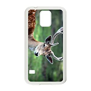 The Elk Hight Quality Plastic Case for Samsung Galaxy S5