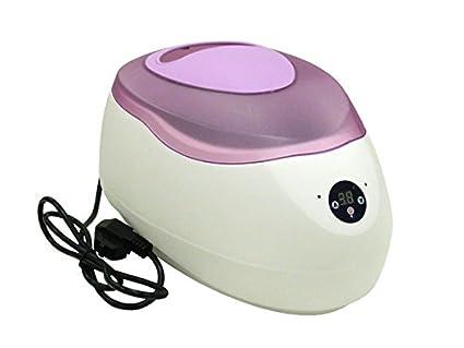 Digital bagno di paraffina da 2,5 litri a mano con la faccia tappo ...