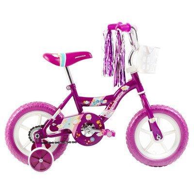 MBR Girl's 12 BMX Bike Color: Purple by Micargi B012X48LOC