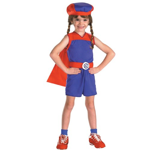 Super Why! - Wonder Red Costume (Boy - Toddler 3T-4T)