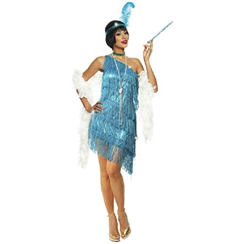 OvedcRay 1920S Roaring 20'S Adult Dazzling Flapper Gatsby Costume Dress Black Red Purple -