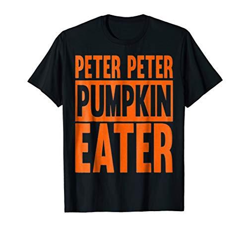 PETER PETER PUMPKIN EATER HALLOWEEN COST Tshirt for $<!--$16.69-->