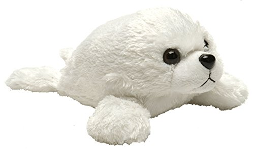 Wild Republic Harp Seal Plush, Stuffed Animal, Plush Toy, Gifts for Kids, Hug'Ems 7
