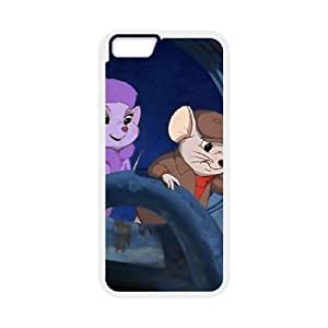 iPhone 6 Plus 5.5 Inch Cell Phone Case White Rescuers Down Under D477937