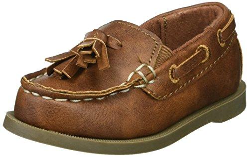 - Carter's Boys' Vincent Dress Loafer, Brown, 13 M US Little Kid