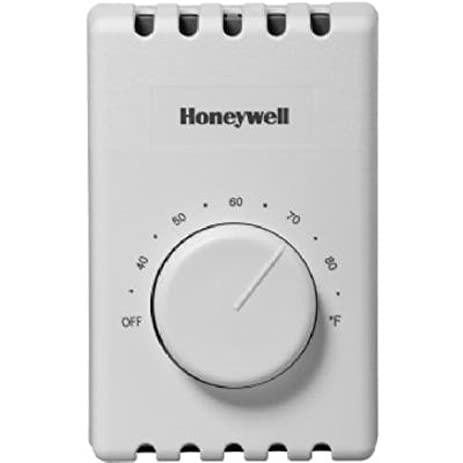 41cJ5zxLhrL._SY463_ honeywell manual 4 wire premium baseboard line volt thermostat Honeywell Thermostat Wiring Diagram at edmiracle.co