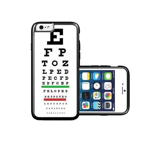 Eye Chart Iphone 6 Case Amazon