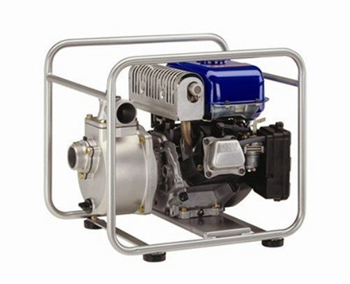 Yamaha YP20G 2-Inch 123cc OHV 4-Stroke Gas Powered Water Pump by Yamaha