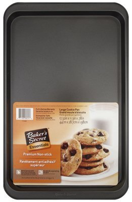 "Bakers Secret 1114363 17-1/4"" x 11-1/4"" Large Baker's Secret® Cookie Sheet"