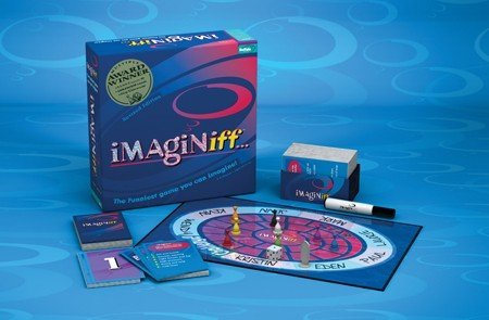 Buffalo Games iMAgiNiff Game -