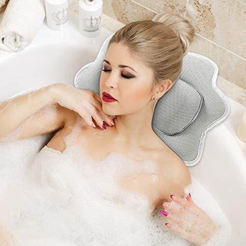 Highest Rated Bath Pillows