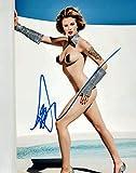 Ireland Baldwin Signed Autograph 8x10 Photo Hot Sexy Model Nude Pose COA