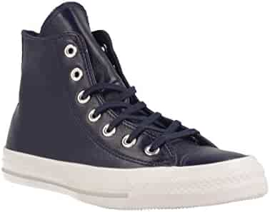 1dd1e31911a5 Converse Chuck Taylor All Star Crinkled Patent Leather High Top Women s  Sneakers