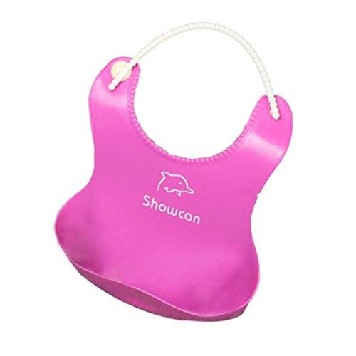 ekimi-baby-bibs-infants-cute-waterproof-silicone-bibs-toddler-kids-lunch-feeding-bib-dolphin-comfort