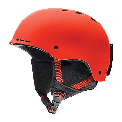 Smith Optics Holt Helmet 2016 - Matte Sriracha Small (Holt Audio Helmet)
