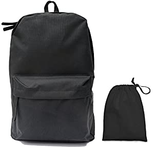 "All-in-1 Susama Backpack / Daypack. Durable, Water Resistant and Lightweight - Perfect for Hiking, Camping, Travel. Fits up to 15.6"" Laptops and Macbooks. Get a Free Mini Bag! from Susama Yoga"