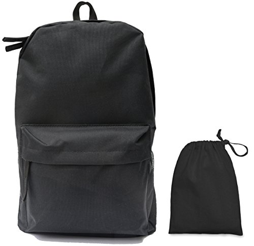 All-in-1 Susama Backpack / Daypack. Durable, Water Resistant and Lightweight - Perfect for Hiking, Camping, Travel. Fits up to 15.6