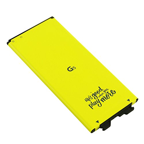LG Spare Extra Standard Replacement Battery BL-42D1F (Bulk Packaging) For LG G5