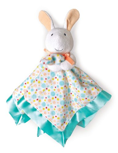 Pat The Bunny Plush - Pat The Bunny Blanky & Plush Toy, 13.5