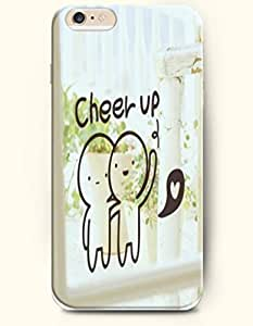 iPhone Case, SevenArc iPhone 6 (4.7) Hard Case **NEW** Case with the Design of Cheer up - Case for Apple iPhone iPhone...