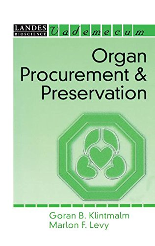 Organ Procurement and Preservation (Vademecum)