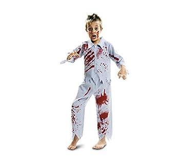 Disfraz de Zombie Sonámbulo para niños en varias tallas de ...