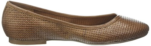 Flats 18 New Ballet Jentry Women's Tan Look Brown rExqIIYw