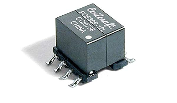 Audio Transformers/Signal Transformers POE30P Flyback PoE 3uH 12 V