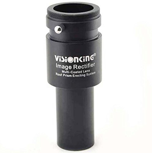 Visionking 1.25 inches Erecting Prism for Newtonian Reflector Astronomical Telescope