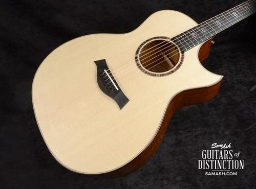 Florentine Cutaway (Taylor Limited Edition 514ce-FM LTD Grand Auditorium Florentine Cutaway Acoustic-Electric Guitar (SN:1110165129))