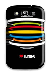 Sanp On Case Cover Protector For Galaxy S3 (k)