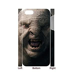 Generic Protective Phone Cases For Kid Print With The Hobbit The Battle Of Five Armies For Iphone 5 5S Full Body Choose Design 1-9