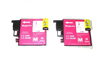 2 x Brother DCP J 315 W XL Cartuchos de impresora ...