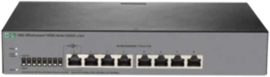 Hewlett Packard Enterprise 1920S 8G SwitchNew Retail, JL380ANew Retail)