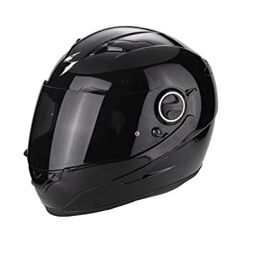 Scorpion Casco Moto exo-490, Black, XS