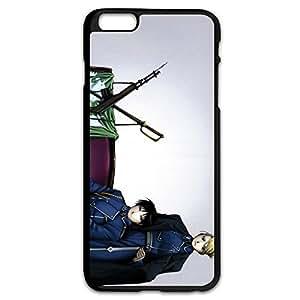 Fullmetal Alchemist Brotherhood Slim Case Case Cover For IPhone 6 Plus (5.5 Inch) - Nerdy Shell