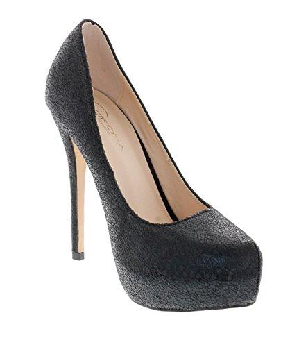 GRIBHA INTERNATIONAL - Chaussures de Soirée - Chaussures de soirée LYDIA - Noir - - Femme