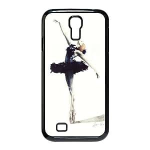 Best Quality [LILYALEX PHONE CASE] Elegent Dancer For SamSung Galaxy S4 Case CASE-13