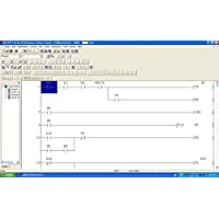 Programming Software GX-DEV-FX-C1 version 8.25 Limited to 1000 steps ladder logic in CD