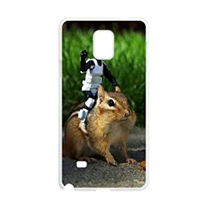 Samsung Galaxy Note 4 Cases Funny 178 Design for Men, Phone Case for Samsung Galaxy Note 4 Phone Design for Men [White]