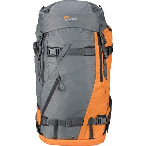Powder Backpack 500 AW (Gray and Orange) [並行輸入品] B07NL2TPYG